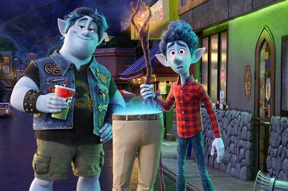 「1/2的魔法」是皮克斯今年最新動畫大片。圖/摘自imdb
