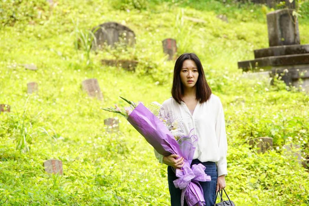 李杏飾演的許芷伶一角為白色恐佈受難者家屬。圖/公視提供