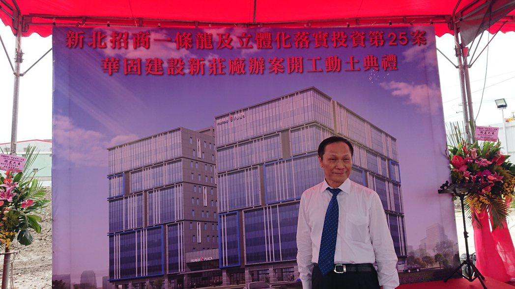對於現在是不是買房好時機?對此華固建設董事長鍾榮昌今(21)日表示,「要看消費者...