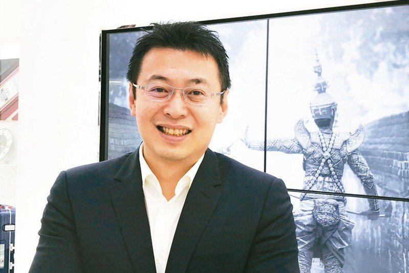元太董事長李政昊(本報系資料庫)