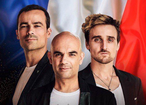 男子團體「Les 3G 三面情人」,即將於七月來台舉辦演唱會。圖/取自udn售票網