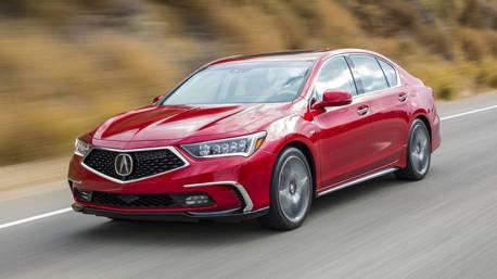 銷量持續萎靡 Acura RLX轎跑將告別北美市場!