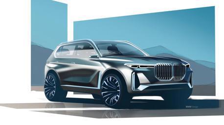 BMW X8 M非常大牌 不與X7共用底盤平台!