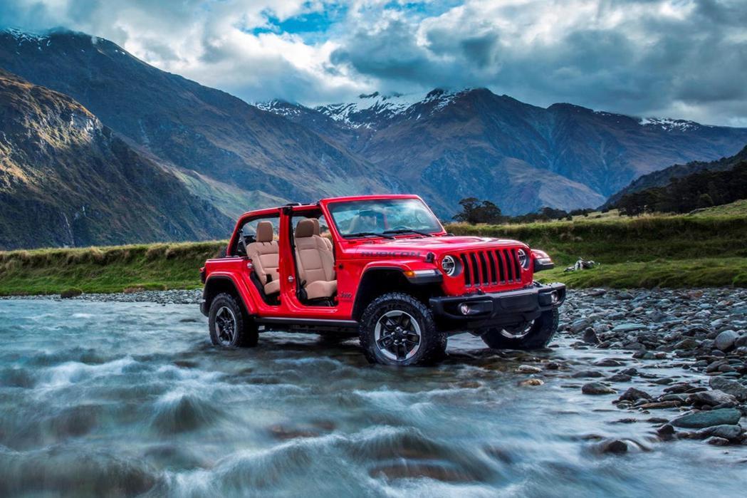 摘自Jeep