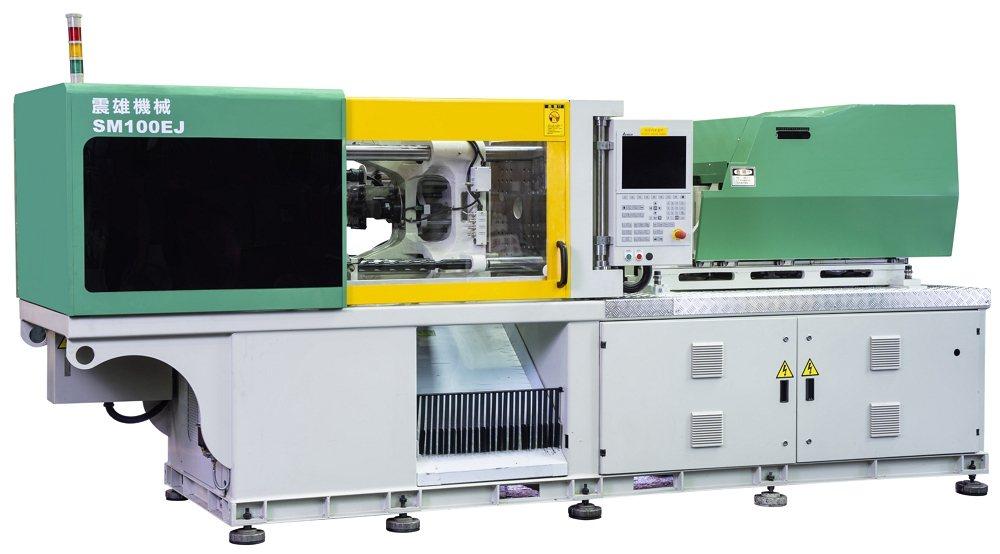 震雄攜手台達,兩大業界巨頭打造高效、 智慧、節能國產全電式射出成型機EJ系列。 ...