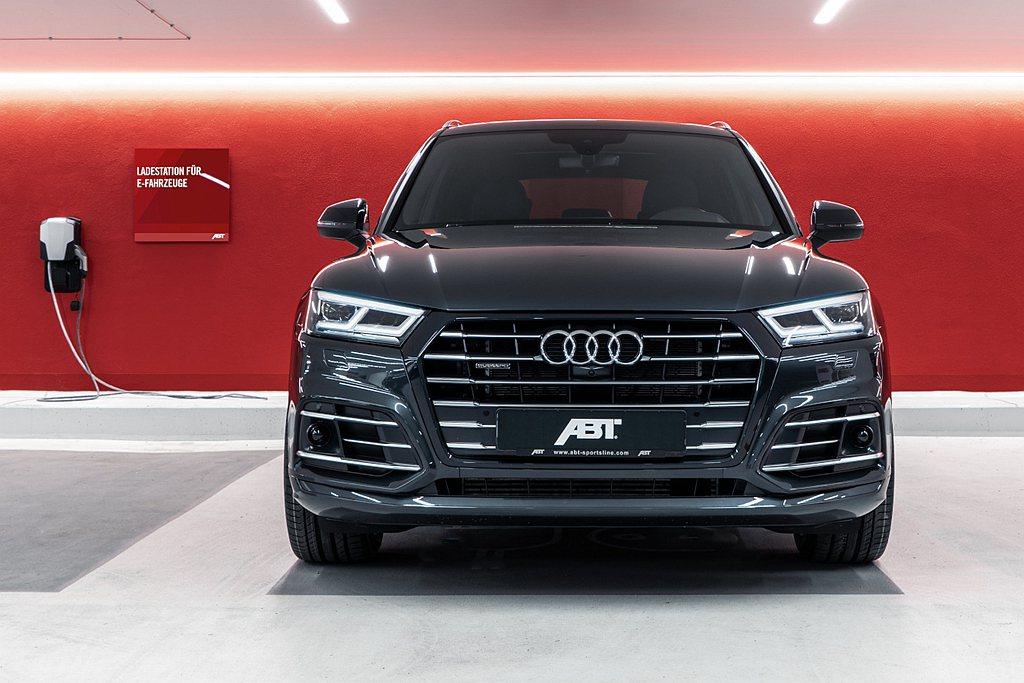 ABT-Sportsline改裝廠針對Audi Q5 55 TFSI e qua...