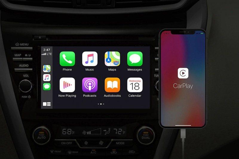 Apple Carplay具備多項免持語音控制功能,出遊導航與資訊查詢都十分方便...