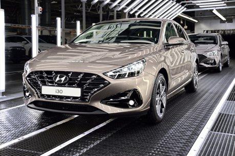 Hyundai歐洲熱賣車系之一 小改款i30捷克正式投產!