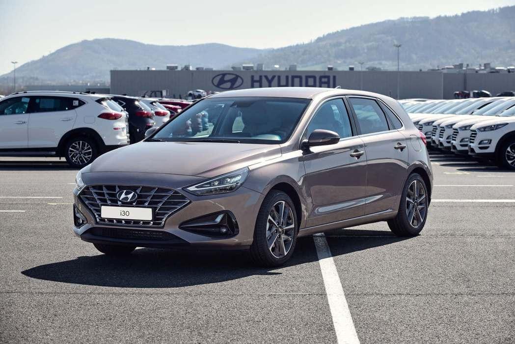 小改款Hyundai i30全車系將於25日正式投產。 摘自Hyundai