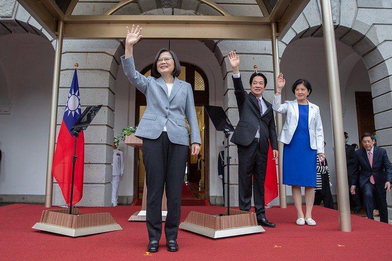 在42位一級機關政務官當中,男性首長比例高達93%,成為民主化以來最「男」的內閣...