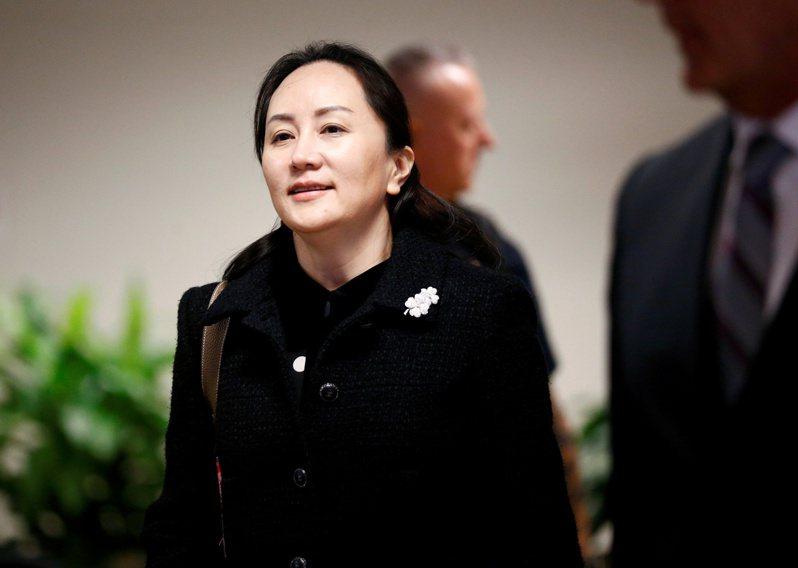 中國大陸電信巨頭華為財務長孟晚舟。路透