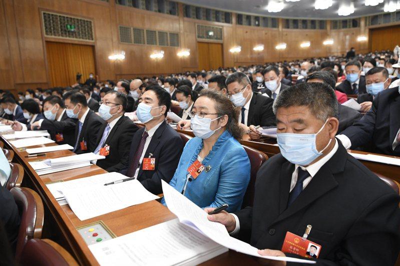 大陸十三屆全國人大三次會議今天開幕,議程中將審議「健全香港維護國家安全法制」和「建立執行機制」。新華社
