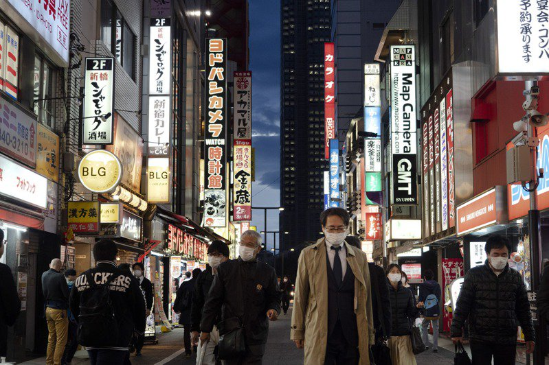 日本4月核心物價指數下滑,為逾三年來首見。美聯社