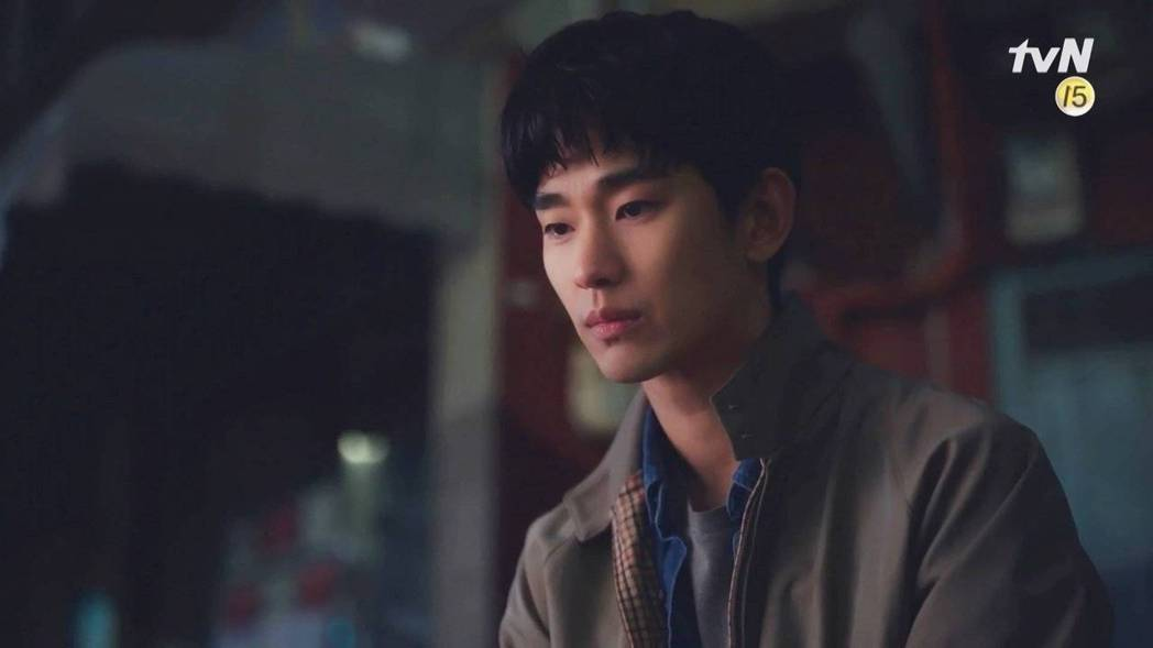 金秀賢新戲預告曝光。圖/摘自tvN