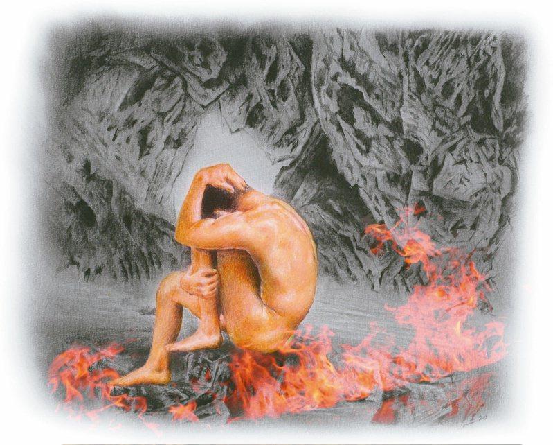 地獄變相‧計畫(上)。(圖/陳裕堂)