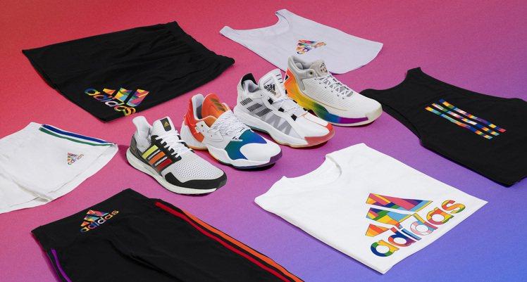 適逢台灣同性婚姻生效即將滿周年,並迎接6月同志驕傲月的到來,adidas推出20...