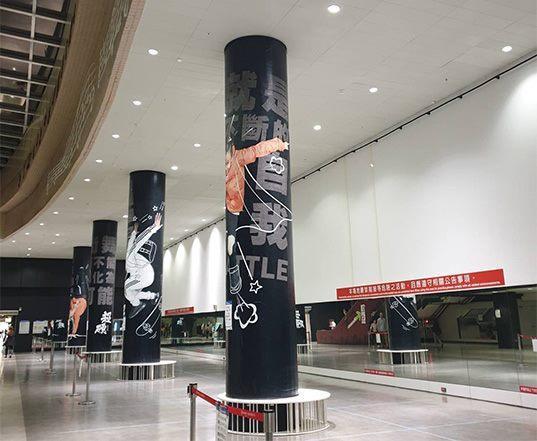 台北捷運公司配合北市政府第二波場館解封,「中山地下街爵士廣場」、「板橋站通道層」及「西門地下街」3處跳舞區將在25日起開放民眾使用。圖/北捷提供
