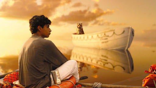 李安執導「少年Pi的奇幻漂流」曾拿下奧斯卡最佳導演等4項大獎。圖/摘自推特