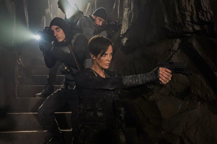 「不死軍團」。圖/Netflix提供