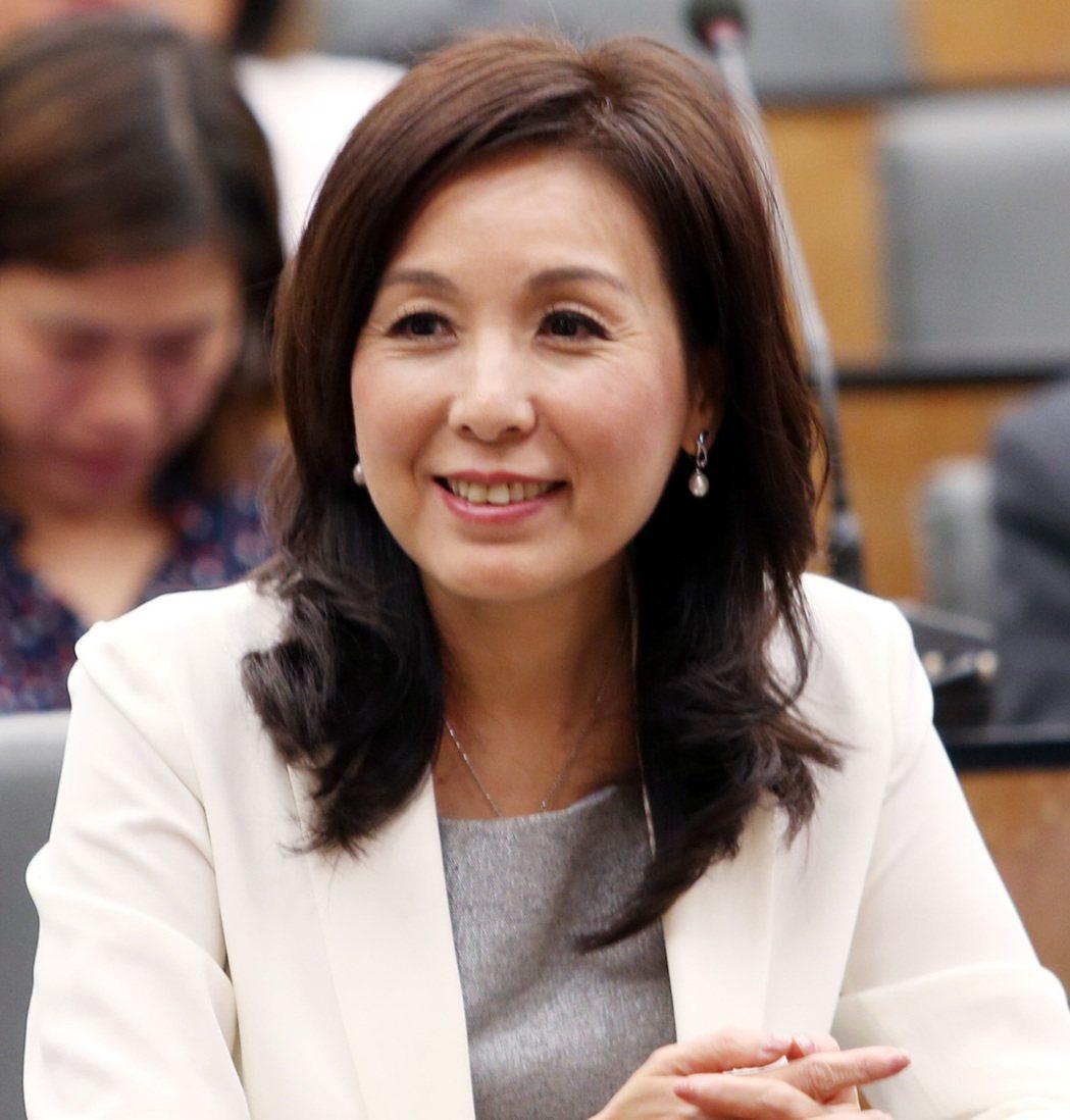 新光金控副董事長李紀珠。(本報系資料庫)