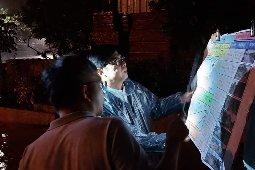 南台豪雨轟炸 陳其邁今晚赴台南、高雄視察