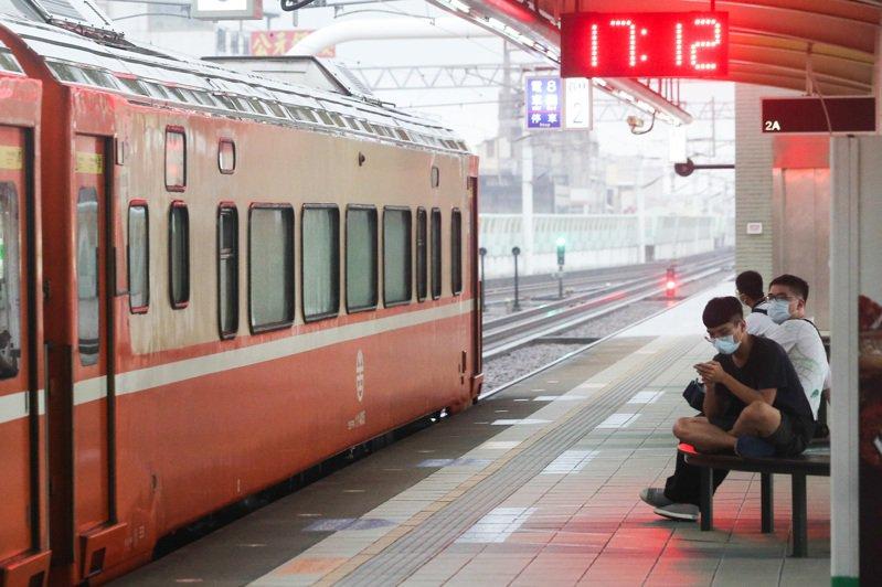 台鐵1267次區間車於桃園=內壢間東正線有死傷事故。台鐵示意圖。 報系資料照/記者黃仲裕攝影