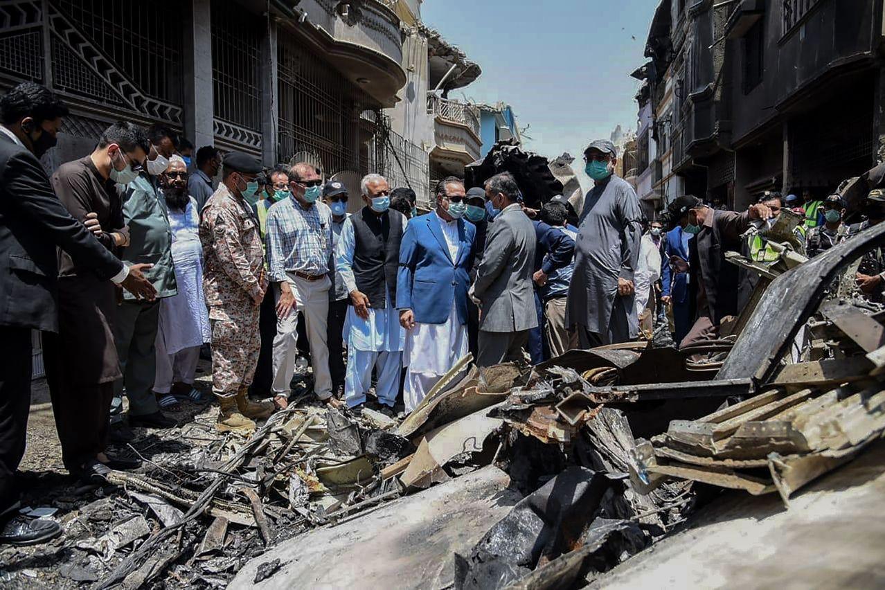 巴基斯坦國航客機墜毀 航空公司證實尋獲黑盒子