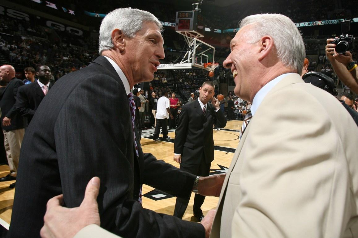 NBA/悼念一代名帥史隆 波總:他一直都是我的導師
