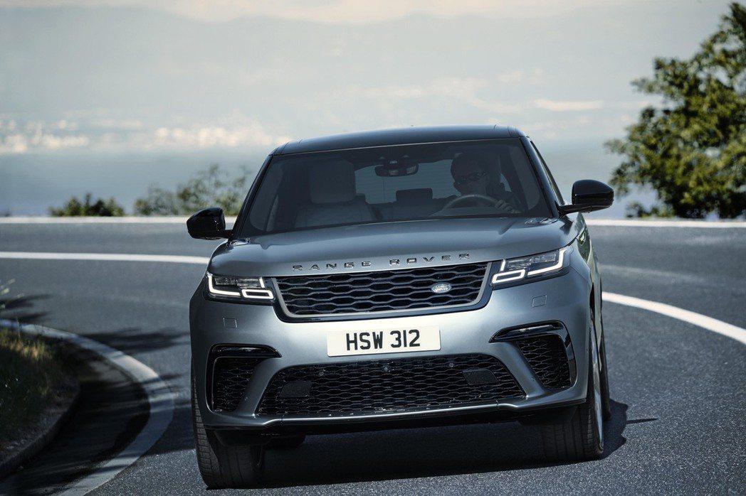 現在正是輕鬆入主Range Rover Velar 20年式的最佳時機。 台灣捷...