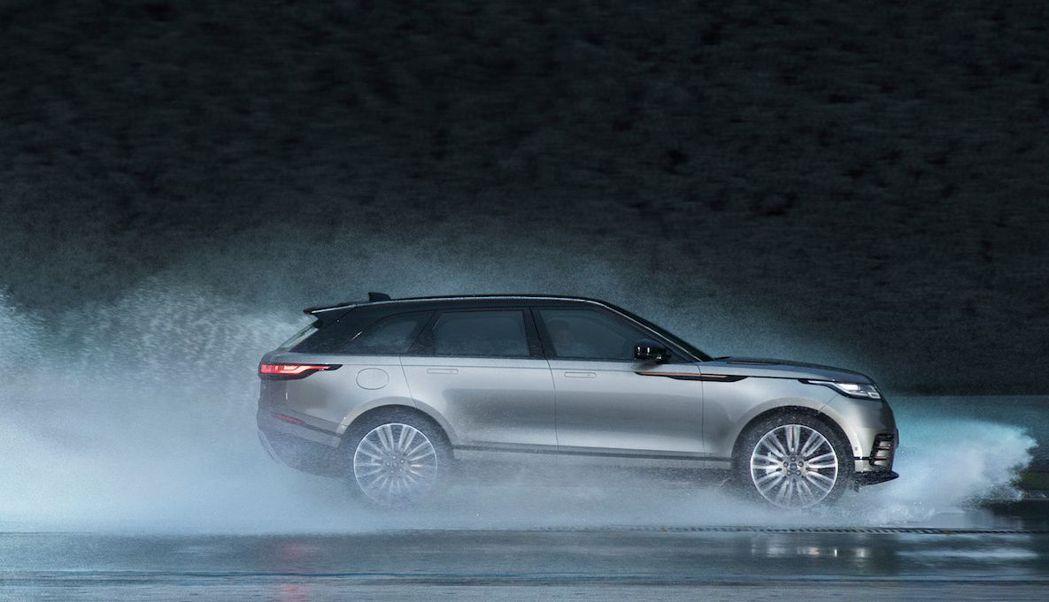 Range Rover Velar配備Terrain Response全地形反應...