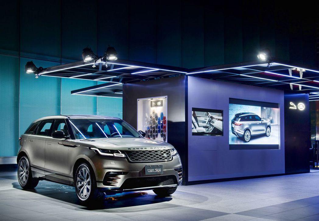 Range Rover Velar曾獲評選為「地表最美設計車款」。 台灣捷豹路虎...