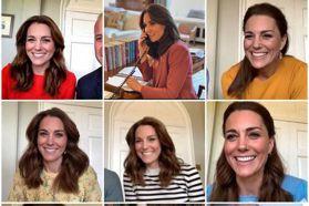 凱特王妃的視訊時尚引熱議!造型一字排開竟「有秘密」超暖心