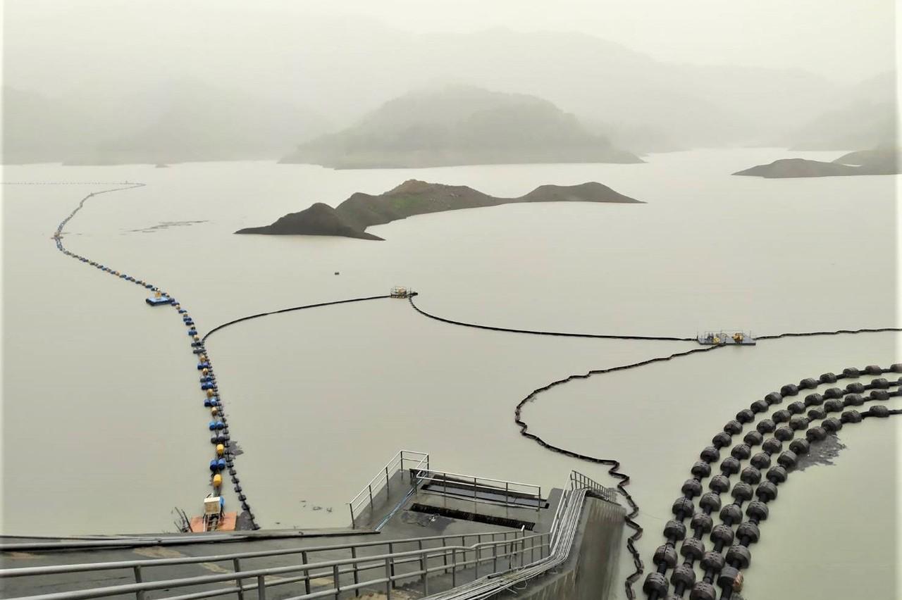 南化水庫濁度飆高影響台南百萬用水戶 水公司:已正常
