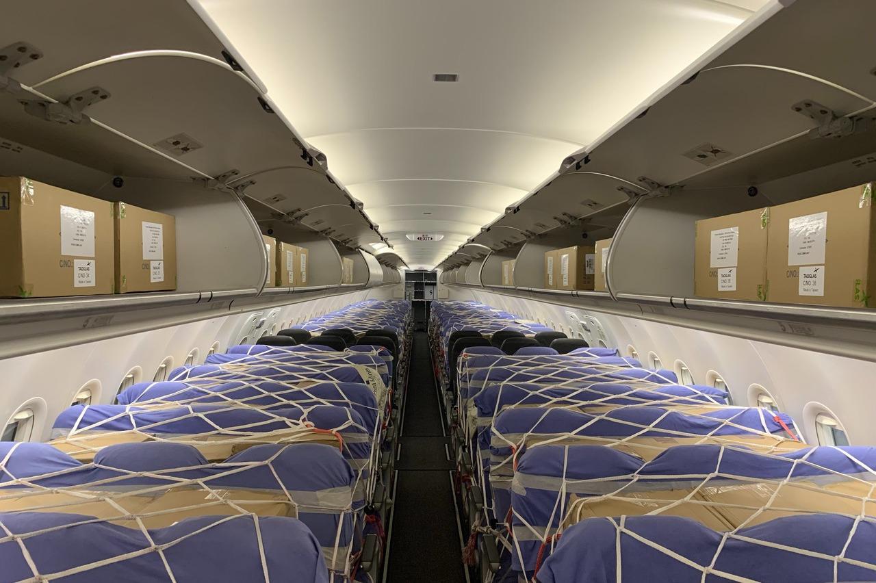 疫情改變全球航空業 航空貨運成救火隊