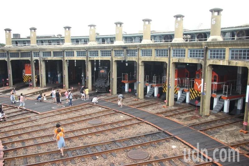 彰化扇形車庫27日重新開放 超過500人上限將分批參觀