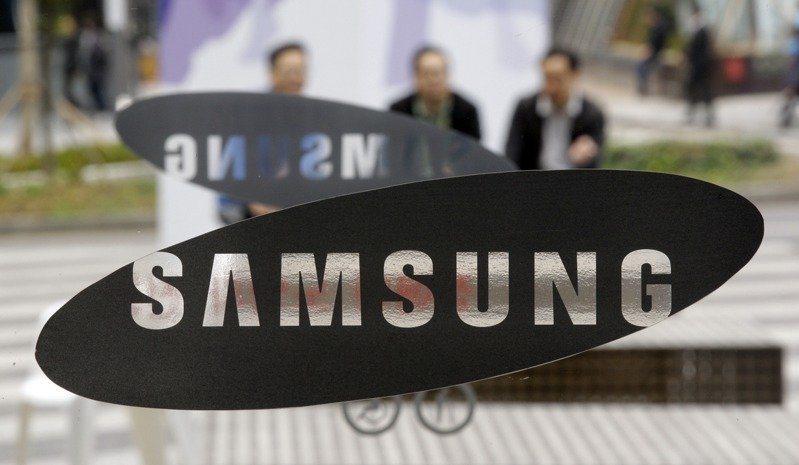 三星手機在中國大陸傳出大規模系統故障。(美聯社)