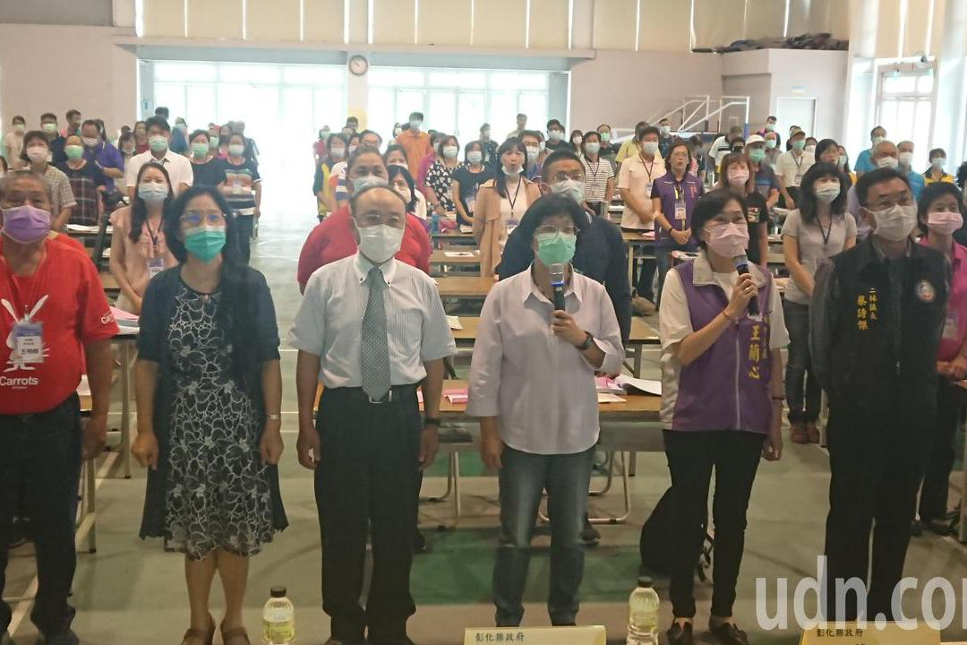 影/彰化半年高齡人口多2萬 王惠美出三招救年輕人口回流