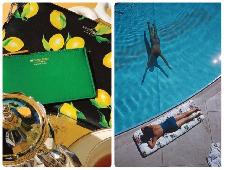 MICHAEL KORS Collection以檸檬為圖像,maje向Slim ...