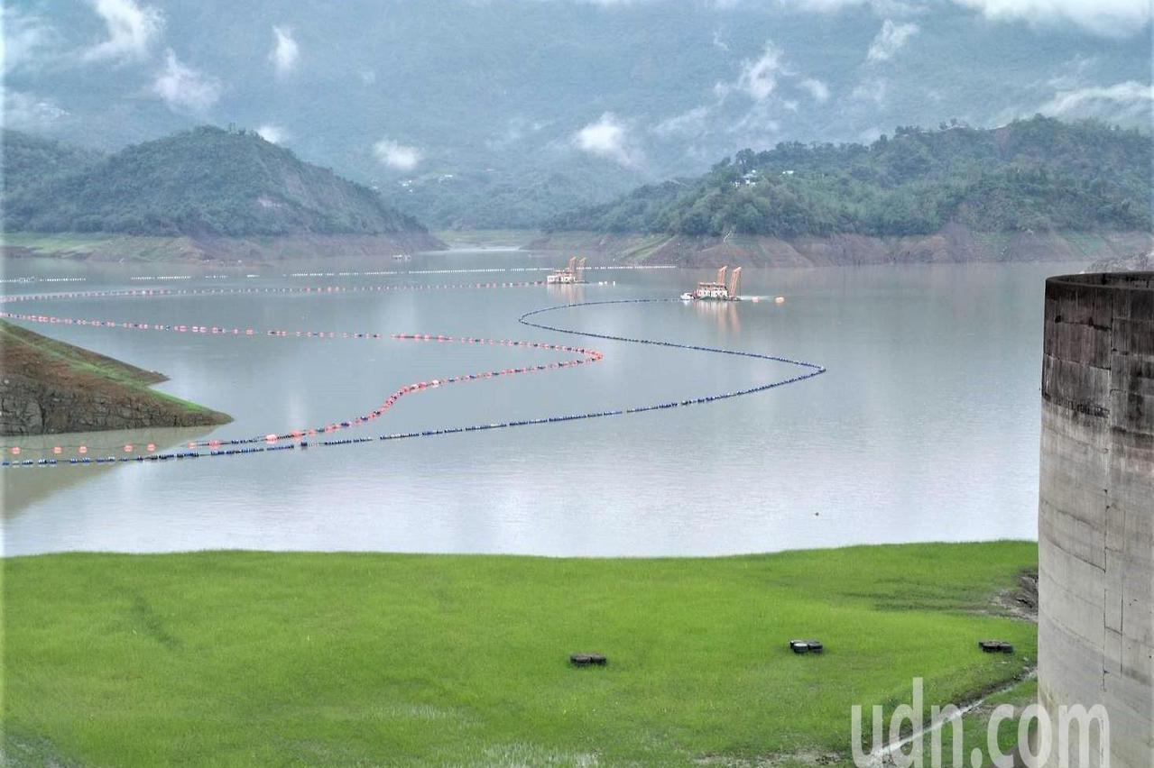 這波梅雨水庫大進補!台南曾文和南化水庫進帳累計破億