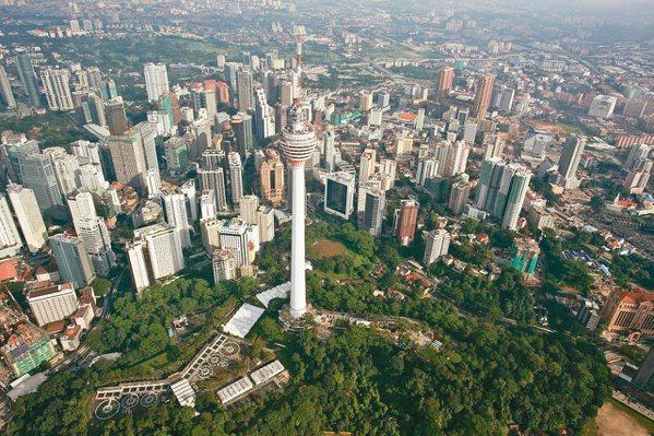 馬來西亞首都吉隆坡是不少台灣投資人的首選。馬來西亞觀光局/提供