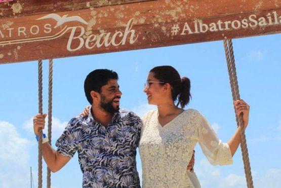 這個「蜜月」有點久 新婚夫婦受困馬爾地夫回不了家