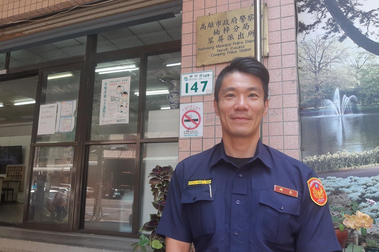 警察故事/超鐵所長陳宗靖 追歹徒不腿軟