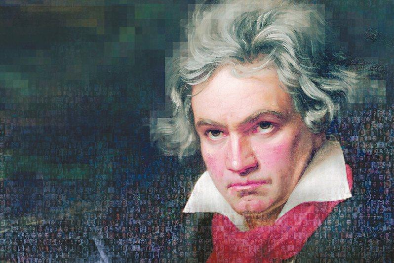 今年樂聖貝多芬250歲冥誕,德國有700場活動。歐新社