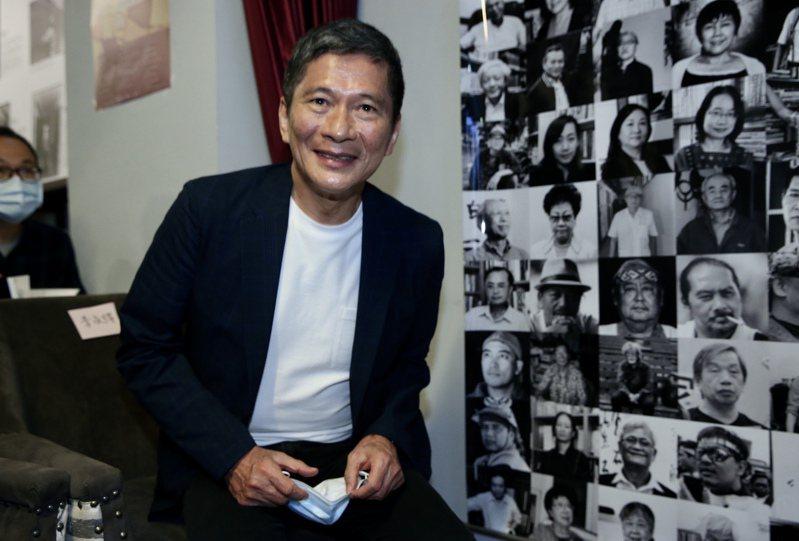 文化部長李永得表示,藝文展演活動可以階段性開放。記者林俊良/攝影