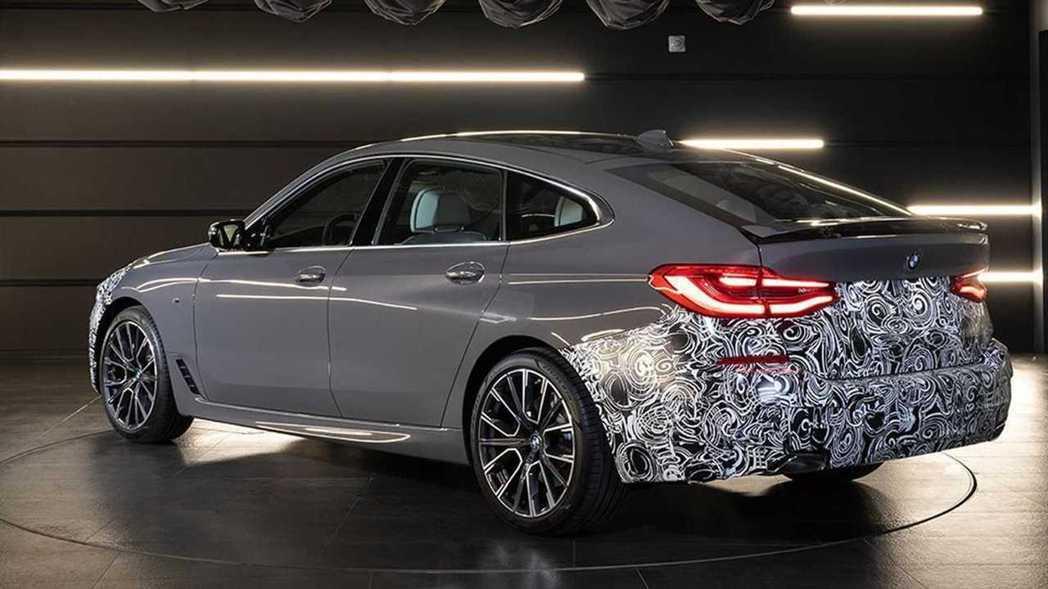 摘自BMW Instagram