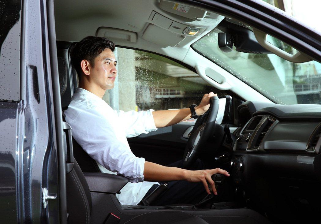 Ranger職人型完整的主被動安全科技,讓駕駛人更加安心。 記者林澔一/攝影