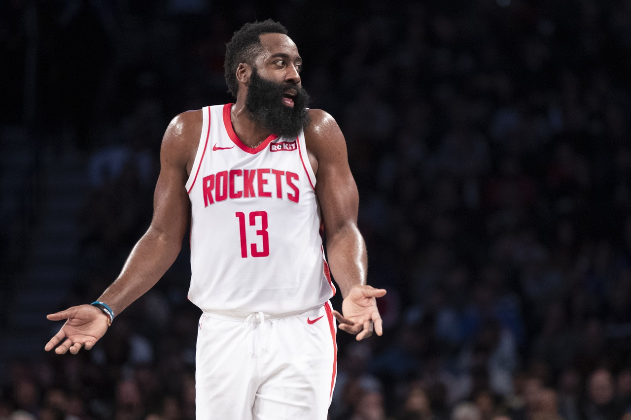 NBA/哈登也傳疑似染疫 火箭雙星均難逃一劫?