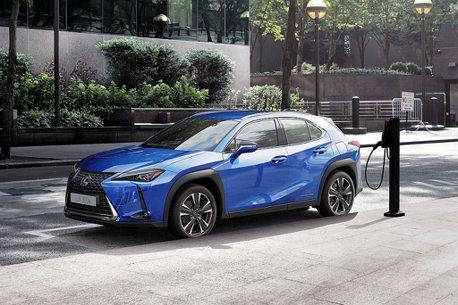 還擔心電池嗎?Lexus給予UX 300e EV超長時間/里程保固方案