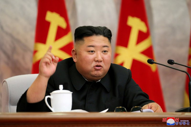 朝中社指出,金正恩主持北韓勞動黨中央軍委會。路透