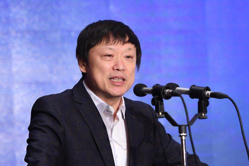 《環球時報》總編輯胡錫進。 中新社